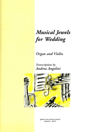 Musical Jewels for Wedding