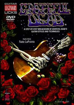 Grateful Dad: Grateful Dead Legendary Guitar Licks Dvd