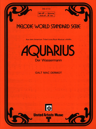 Galt McDermot: Aquarius / Der Wassermann