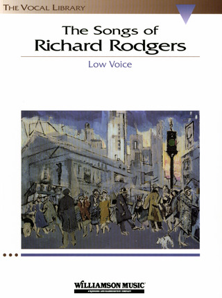 Richard Rodgers: Songs Of Richard Rodgers Low Voice