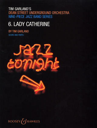 Garland, Tim: Jazz Tonight