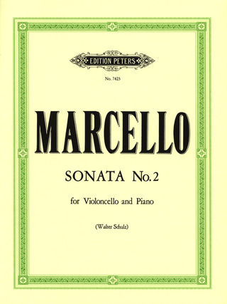 Benedetto Marcello: Sonate 2