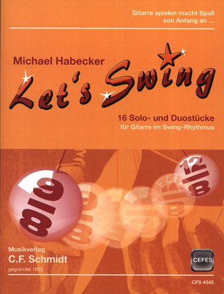 Habecker Michael: Let's Swing