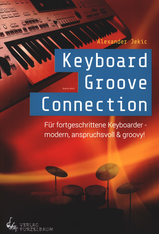 Alexander Jekic: Keyboard Groove Connection