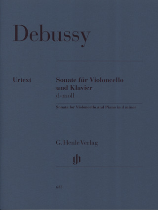 Claude Debussy: Sonate d-moll