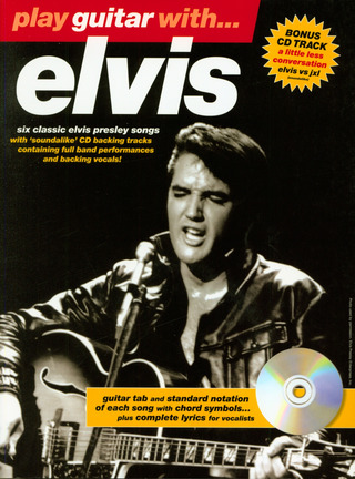 Elvis Presley: Play Guitar With Elvis (Book 2) Book/Cd