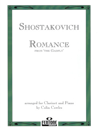 Dmitri Schostakowitsch: Romance from 'The Gadfly'