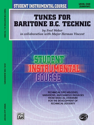 Willis Coggins: Tunes for Baritone B.C. Technic