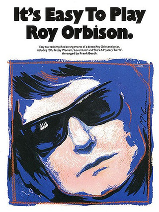 Orbison Roy: It's Easy To Play Roy Orbison Pvg