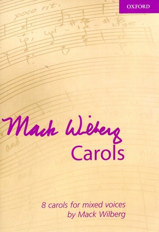Mack Wilberg: Eight Carols