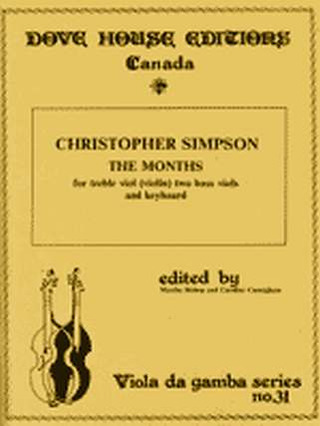 Simpson Christopher: The Months