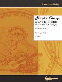 Charles Doisy: Grand Concerto for Guitar and Strings