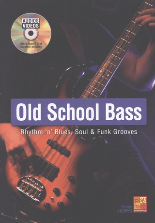 Bernie Cooper: Old School Bass