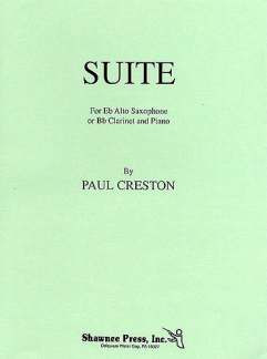 Paul Creston: Suite