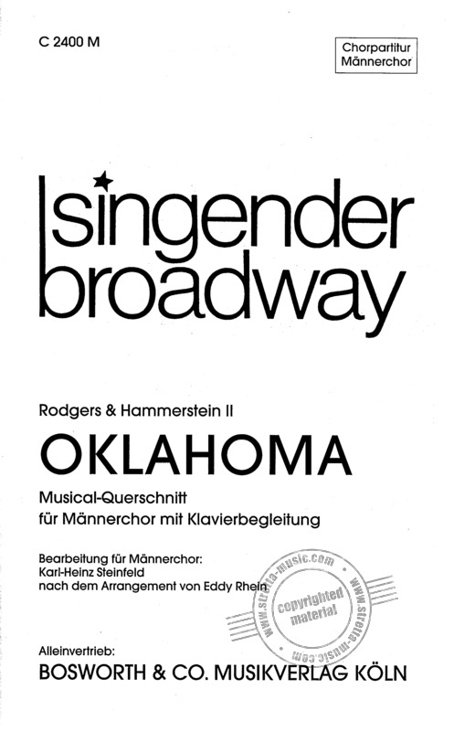 Richard Rodgers: Oklahoma
