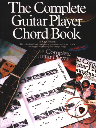 Russ Shipton: Complete Guitar Player Chord Book Only