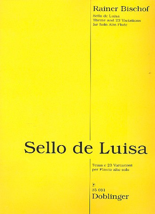 Rainer Bischof: Sello de Luisa