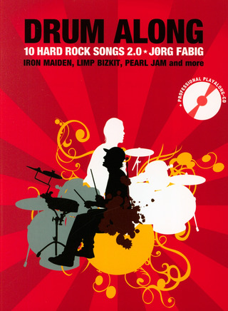 Jörg Fabig: Drum Along - Hard Rock 2.0