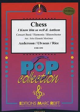 Andersson: Chess (I Know Him So Well - Anthem)