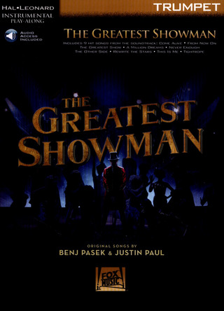 Benj Pasek et al.: The Greatest Showman (Trumpet)