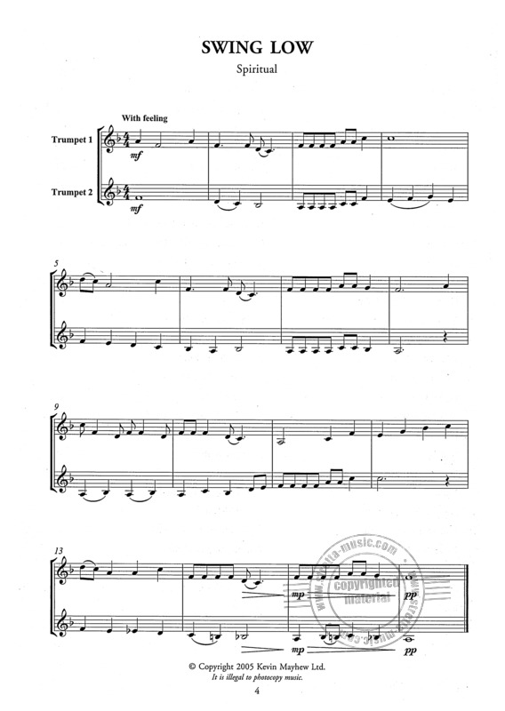 Duets for trumpet (1)