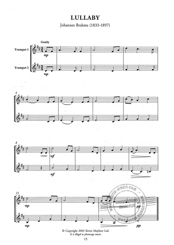 Duets for trumpet (2)