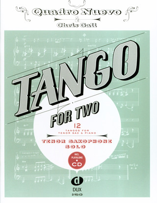 Quadro Nuevo: Tango For Two