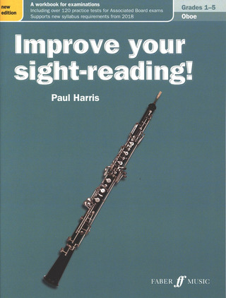 Paul Harris: Improve your sight-reading! – Oboe