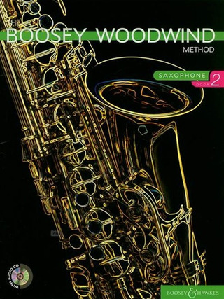 The Boosey Woodwind Method Alto-Saxophone