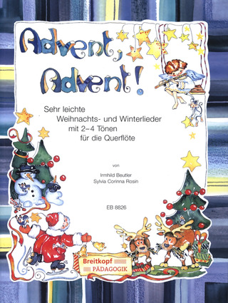 Sylvia Corinna Rosin et al.: Advent, Advent!