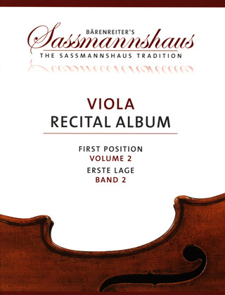 Viola Recital Album 2
