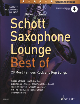 Schott Saxophone Lounge – Best of