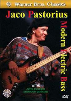 Pastorius Jaco: Modern Electric Bass