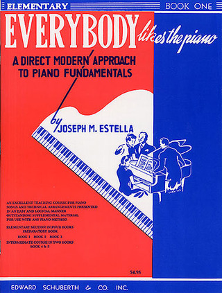 Estella Joseph M.: Everybody Likes The Piano 1