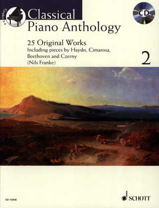 Classical Piano Anthology 2