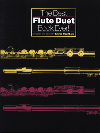 Coulthard E.: Best Flute Duet Book Ever