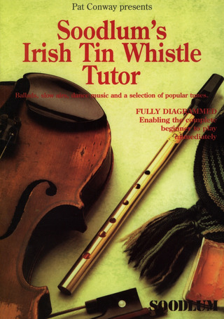 Soodlum's Irish Tin Whistle Tutor 1