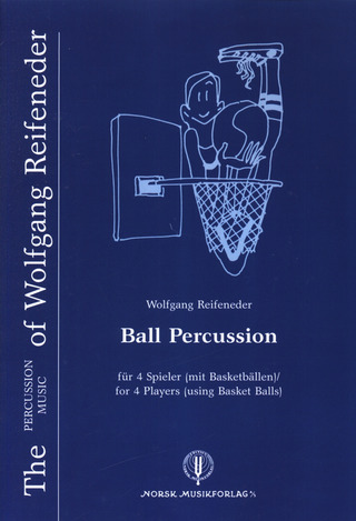 Reifeneder Wolfgang: Ball Percussion