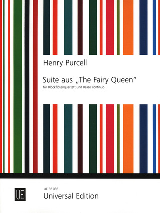 "Henry Purcell: Suite aus ""The Fairy Queen"""