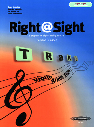 Caroline Lumsden: Right@Sight: Violin 5
