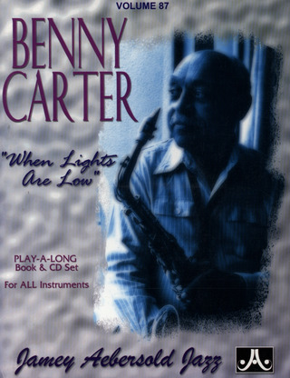Jamey Aebersold: Benny Carter