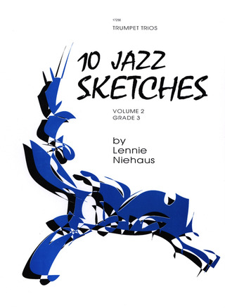 Lennie Niehaus: 10 Jazz Sketches 2