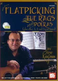 Steve Kaufman: Flatpicking The Rags And Polkas
