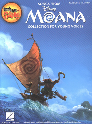 Lin-Manuel Miranda: Songs from Moana (Vaiana)