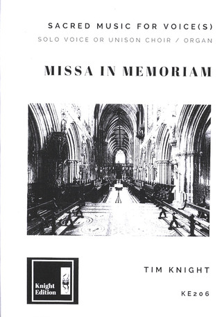 Tim Knight: Missa in Memoriam
