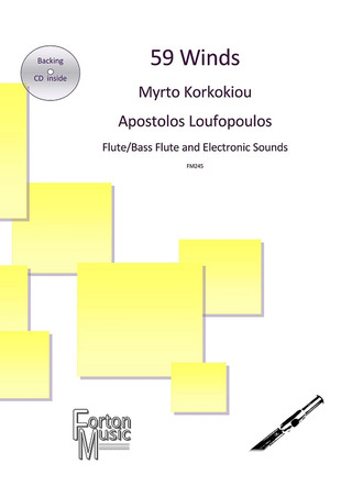 Myrto Korkokiou: 59 Winds