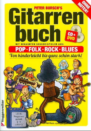 Peter Bursch: Peter Bursch's Gitarrenbuch 1