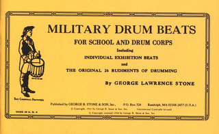Stone George Lawrence: Military Drum Beats