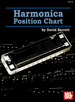 David Barrett: Harmonica Position Chart
