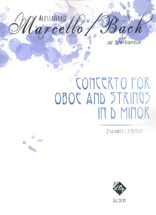 Alessandro Marcello et al.: Concerto for Oboe and Strings in D minor
